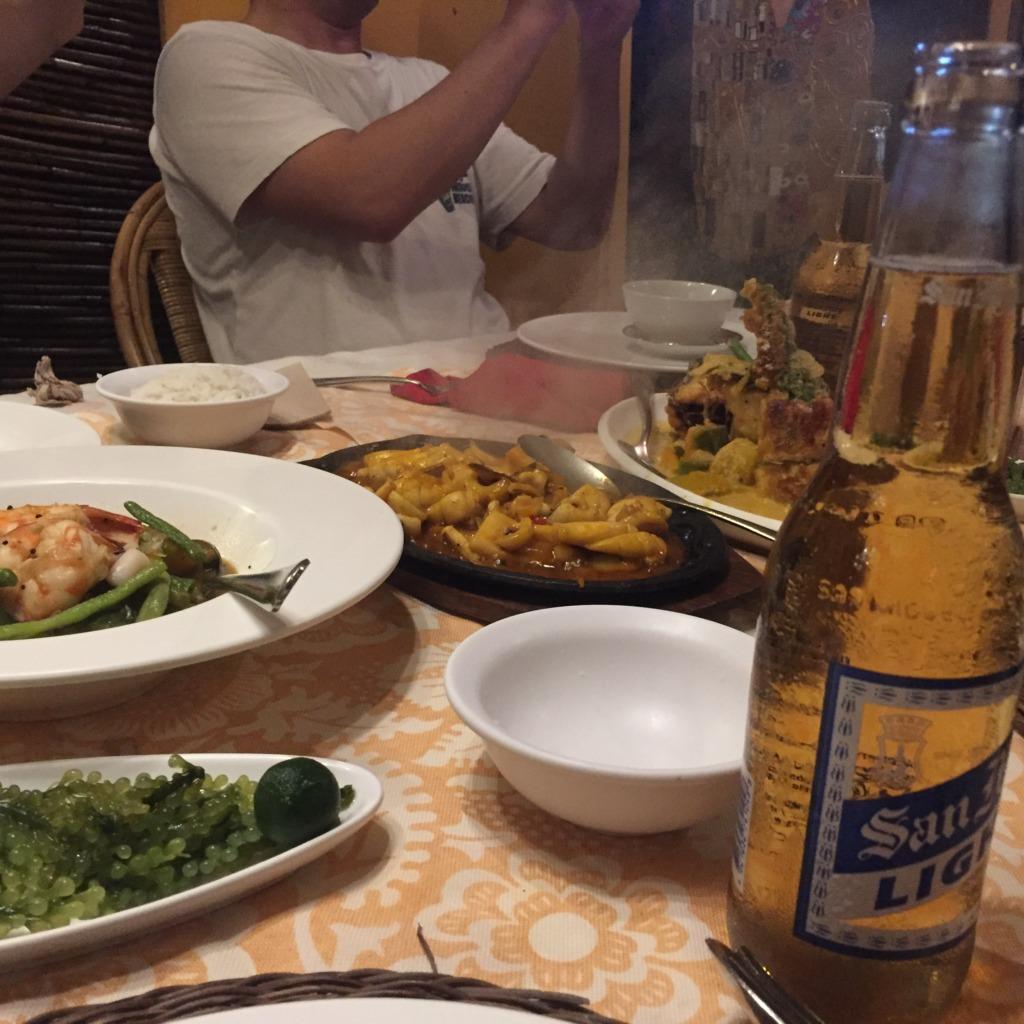 フィリピン 料理 レストラン
