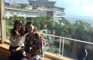 ホテルニューアカオ 熱海 温泉ミーティング