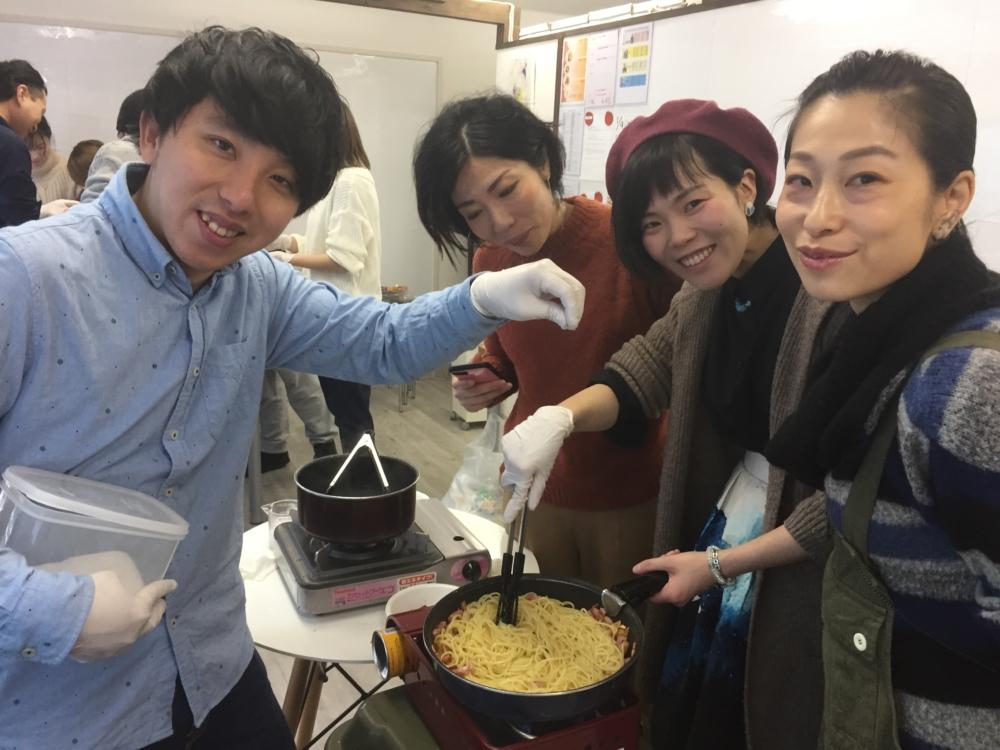 手料理 イベント オフィス