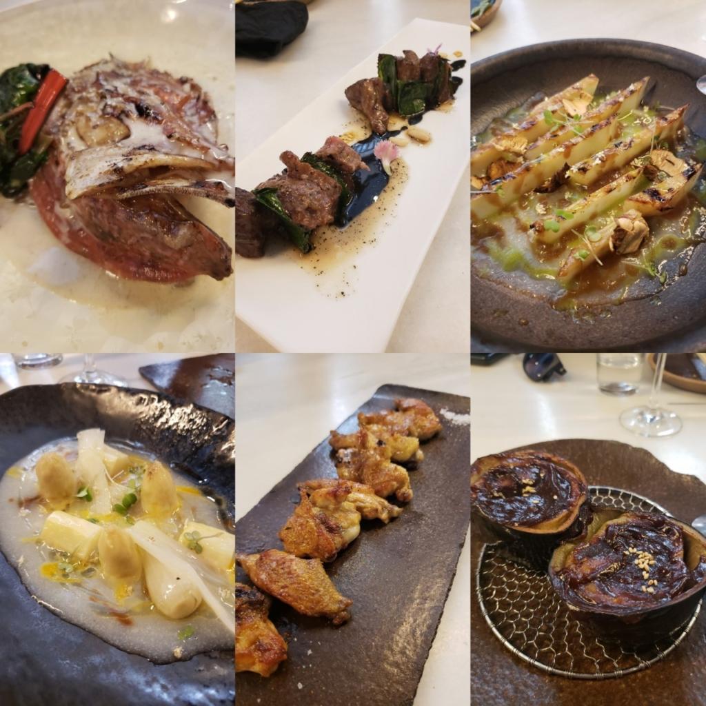 日本食 Kak Koy レストラン スペイン