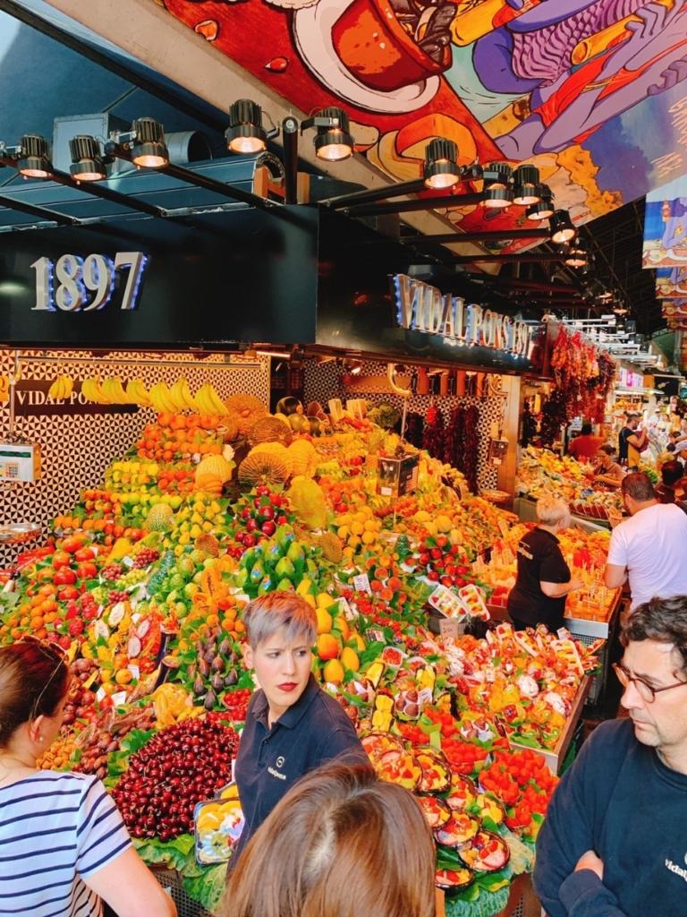 スペイン 市場