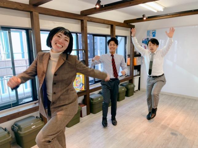 トナックブーケ 大阪 堂島 オフィス