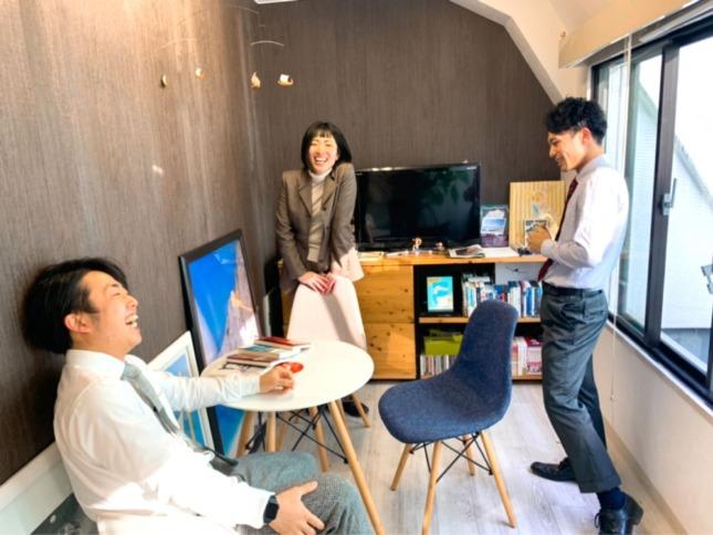 大阪 堂島 オフィス ミーティング