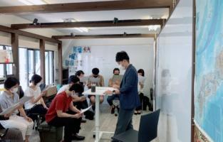 オフィス ミーティング 大阪 トナックブーケ